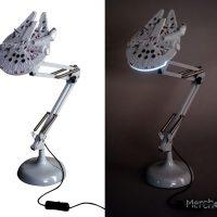 Millennium Falcon Desk Lamp On Off