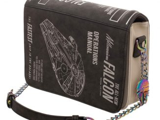 Millennium Falcon Operations Manual Purse