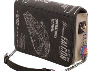 Millennium Falcon Operations Manual Purse