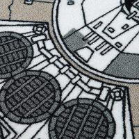 Millennium Falcon Printed Rug