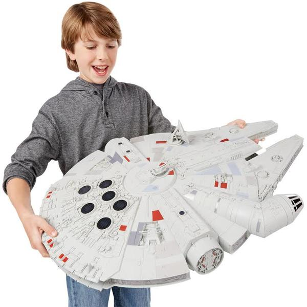 Millennium Falcon Star Wars Hero Series Vehicle