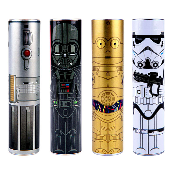 MimoPowerTube- Star Wars Series