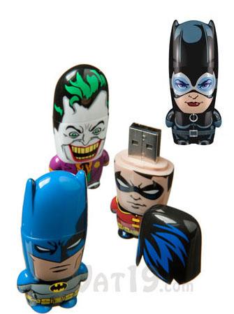Mimobots Batman USB flash drive4