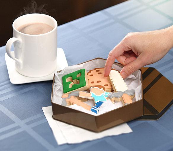 Minecraft Cookie Cutter
