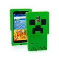 Minecraft Creeper Character Case