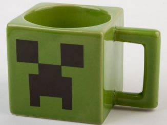 Minecraft Creeper Face Mug