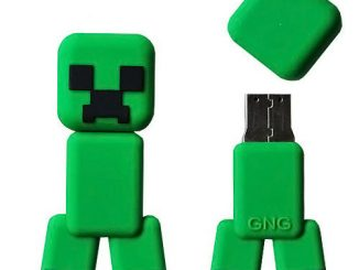 Minecraft Creeper Flash Drive