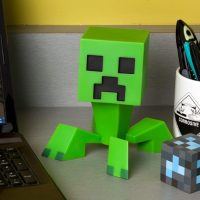 Minecraft Creeper Toy