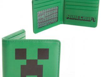 Minecraft Creeper Wallet