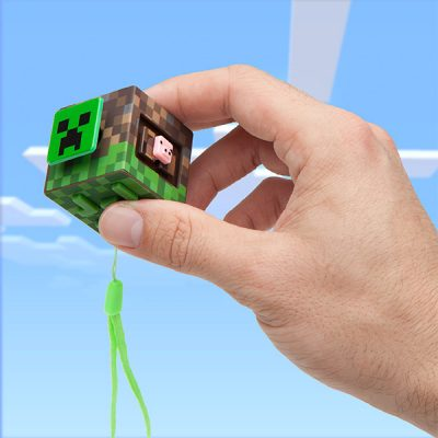 Minecraft Grass Activity Block