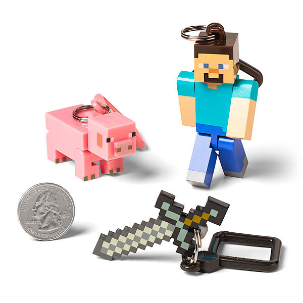 Minecraft Figures Series 3 Hangers