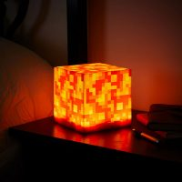 Minecraft Lava Lamp