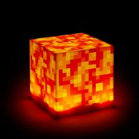 Minecraft Lava Lamp On