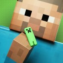 Minecraft Marshmallow Creepers