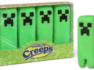 Minecraft Marshmallow Creeps