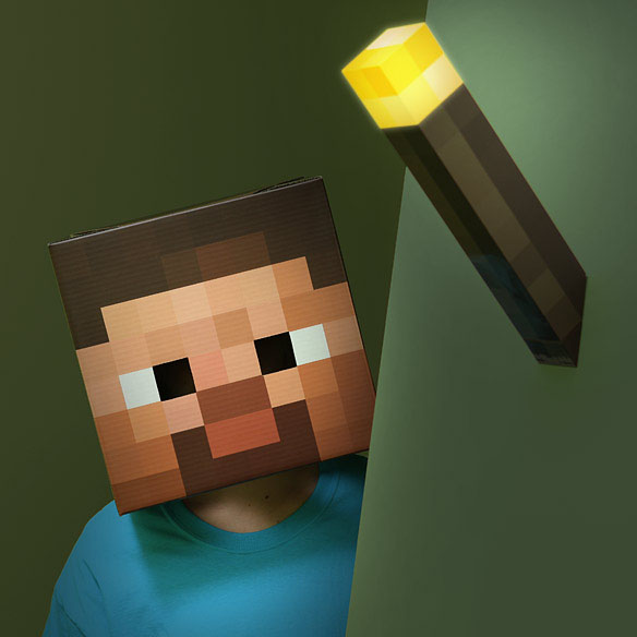 Minecraft Mask