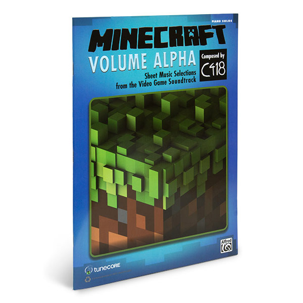 Minecraft Songbook for Piano