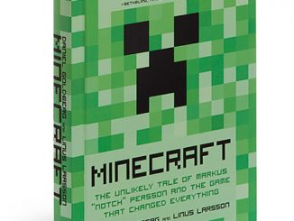 Minecraft The Unlikely Tale of Markus Notch Persson