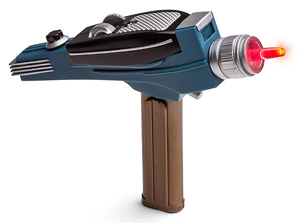 Mini Classic Star Trek Phaser Light