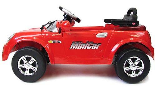 Mini Cooper Electric Ride-On