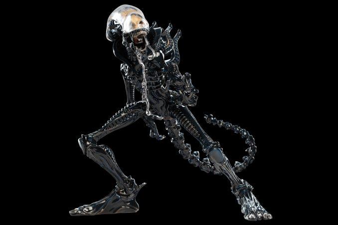 Mini Epics Alien Xenomorph Statue