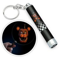 Mini FrightLight Projector Keychains Blind Bag - Five Night's At Freddys