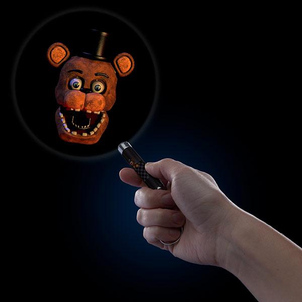 Mini Frightlight Projector Keychains Blind Bag Five