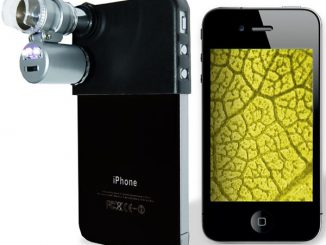 Mini Microscope for iPhone