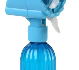 Mini Water Spray Plastic Blades Fan