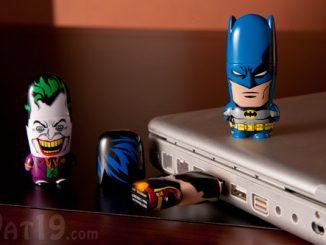 Minobot Batman USB Flash drive5