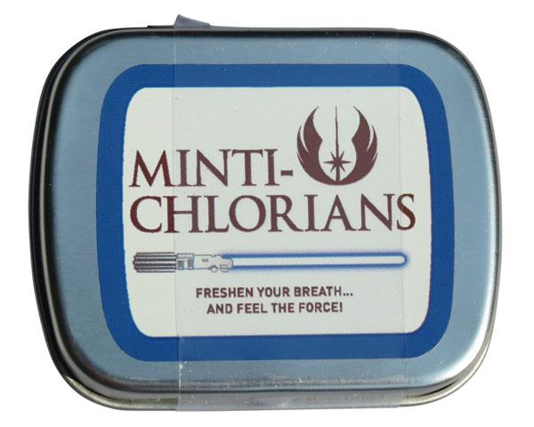 Minti-Chlorians Star Wars Mints