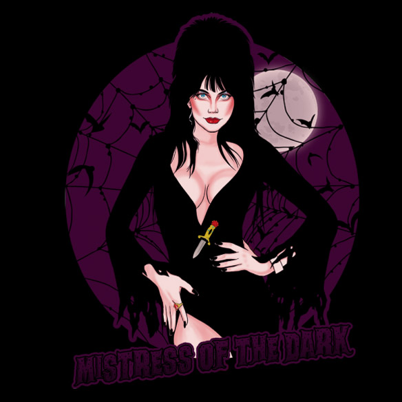 Mistress of the Dark Shirt