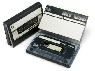 Mixtape Memory Stick