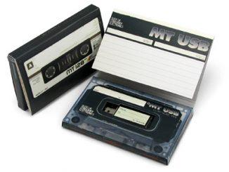 Mixtape Memory Stick