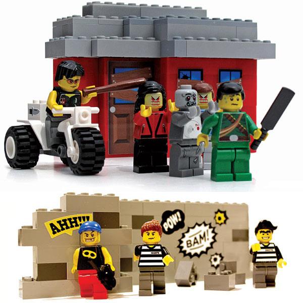 Mod Stix for Bricks