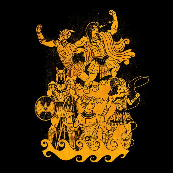 Modern Myths II Shirt