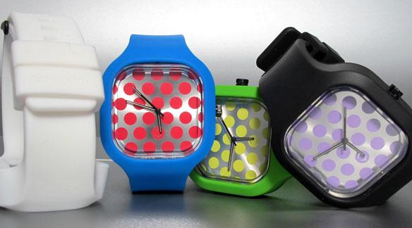 Modify Interchangeable Watches