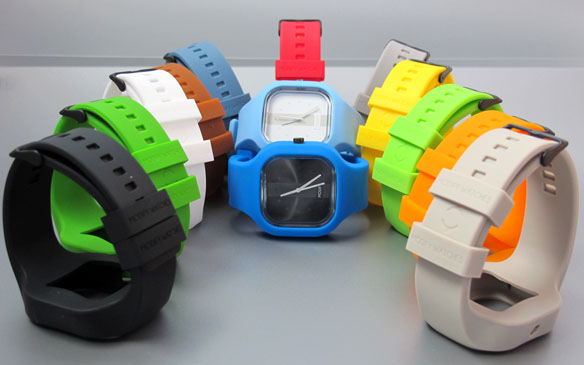 Modify Water Resistant Watches
