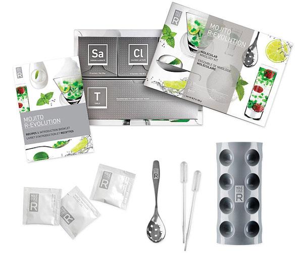 Mojito Molecular Mixology Set
