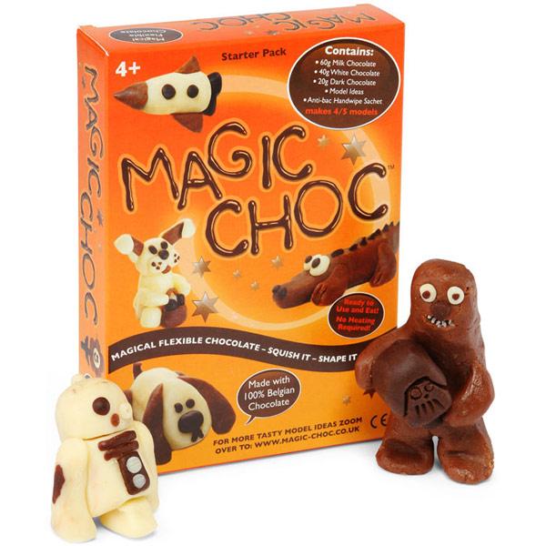 Moldable Magic Chocolate Kit