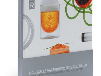 Molecular Gastronomy by MOLECULE-R Cookbook