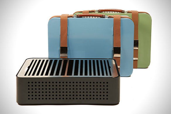 Mon Oncle Briefcase Grill