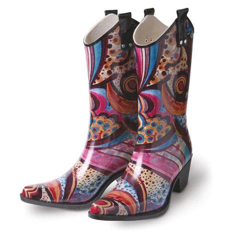 Monet Rain Boots