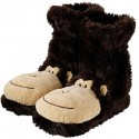 Monkey - Fun for Feet Slipper Socks