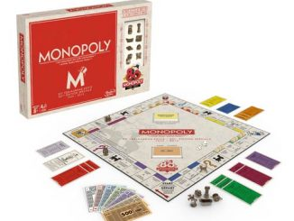 Monopoly 80th Anniversary Edition Game