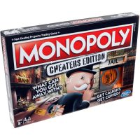 Monopoly Cheaters Edition Box