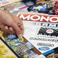 Monopoly Gamer Mario Kart Banana Peel