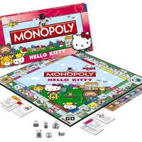 Monopoly Hello Kitty Board Game
