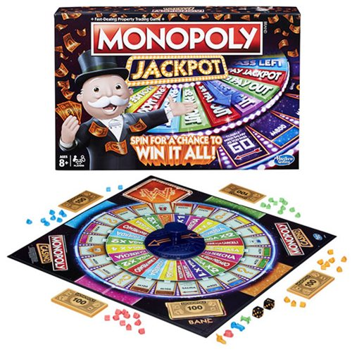 Monopoly Jackpot Game