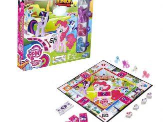 Monopoly Junior My Little Pony Game